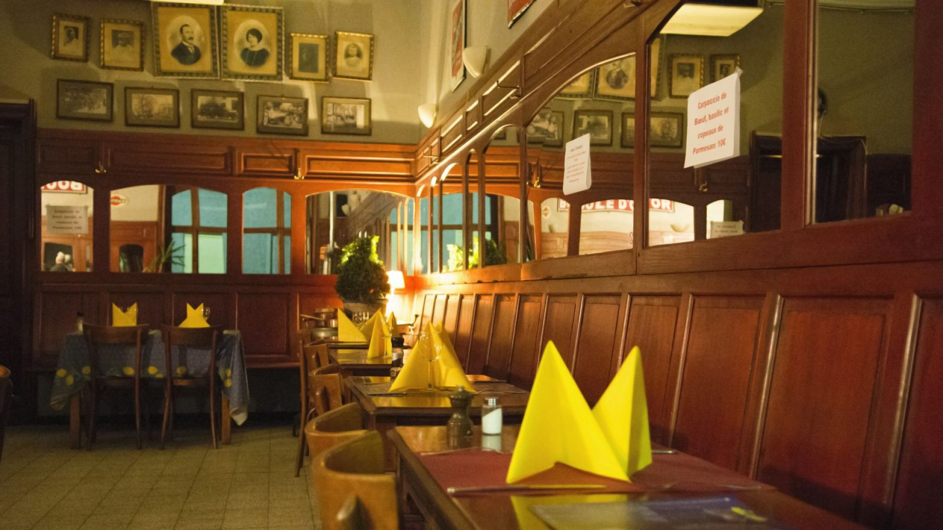 CHAT-RABIAT – Brasserie Restaurant à Uccle